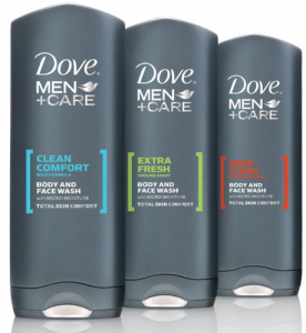 Dollar General: Dove Men + Care Body Wash, Shampoo, or Conditioner ONLY $1.00