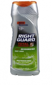 Right Guard Body Wash