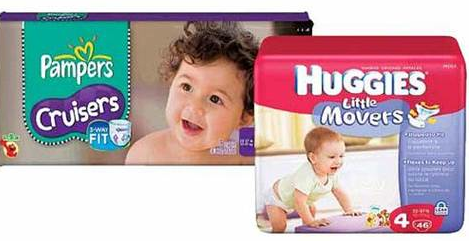 Get Diapers For Only 3 66 At Cvs