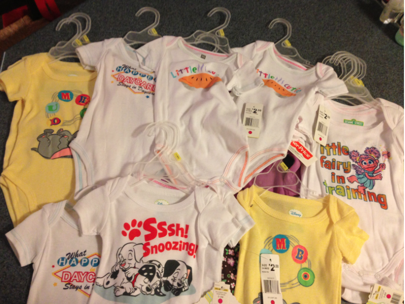 Baby Toddler Clothing Only 001 At Dollar General
