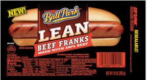 Ball Park Lean Hot Dog