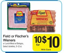 Fischer Coupon
