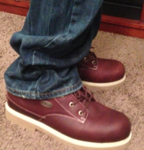 Lugz Drifter Lo Review & Giveaway
