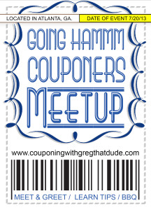 Couponers Meetup update Video