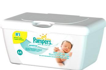 Free Pampers Wipes At Kroger