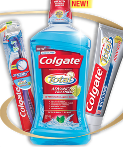 Colgate Total  Coupons