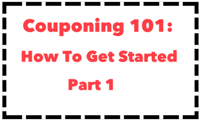 New To Couponing: How To Get Started Couponing