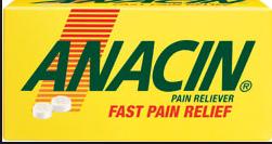 Anacin Pain Reliever