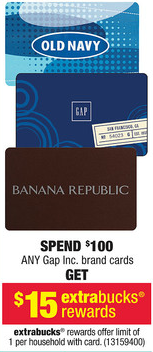 Some coupons require an Old Navy credit card (Banana Republic and Gap cards work too). Some other coupons will work on regular price items only. The best coupon codes work on everything sitewide, so we suggest waiting until a 30% off sitewide coupon rolls around.