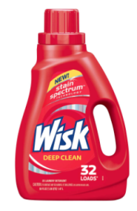 Wisk Deep Clean