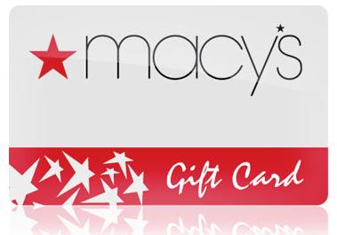 Free $10 Macy's Gift Card