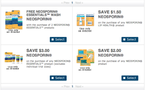 Neosporin Eczema Essentials Printable Coupons