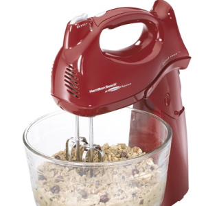 Hamilton Beach Power Deluxe 4-Quart Stand Mixer Only $20 At Walmart