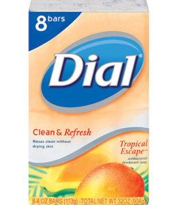 dial bar soap 8 pack