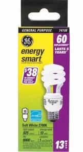 GE Light Bulb