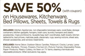 dollar general 50 off housewares coupon