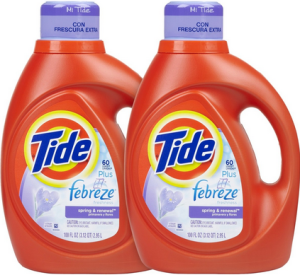 Tide Plus Collection Detergent