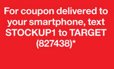 Target 20 of 50 coupon stockup1