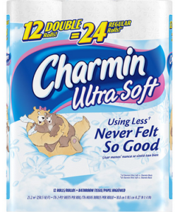 $1.00/1 Charmin Ultra Soft or Strong Toilet Tissue Coupon + CVS ...