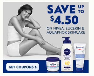 nivea eucerine coupon