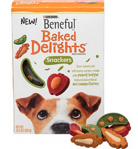 Beneful Delights Baked Snacks