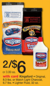 Kingsford coupon