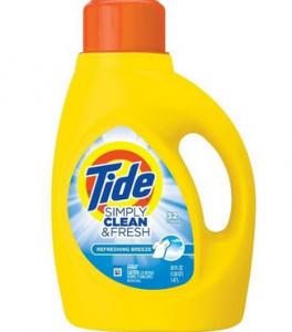 Tide Simple Clean