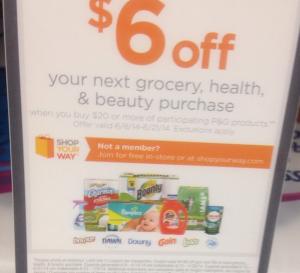 Kmart P&G deal