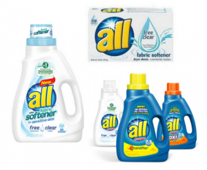All Laundry Products