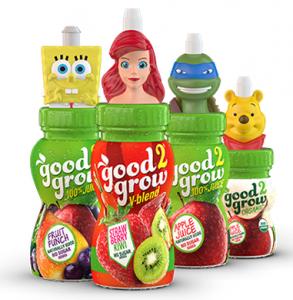 FREE Good2grow Single Serve Bottle Coupon