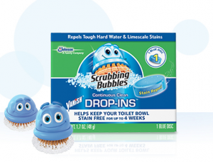 Scrubbing Bubbles Vanish Drop ins