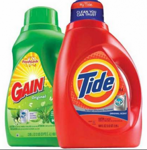 200 Off Tide Or Gain Laundry Detergent Coupons