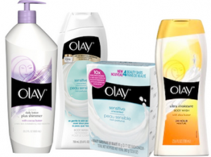 Olay Body Wash, Bar Soap, Lotion