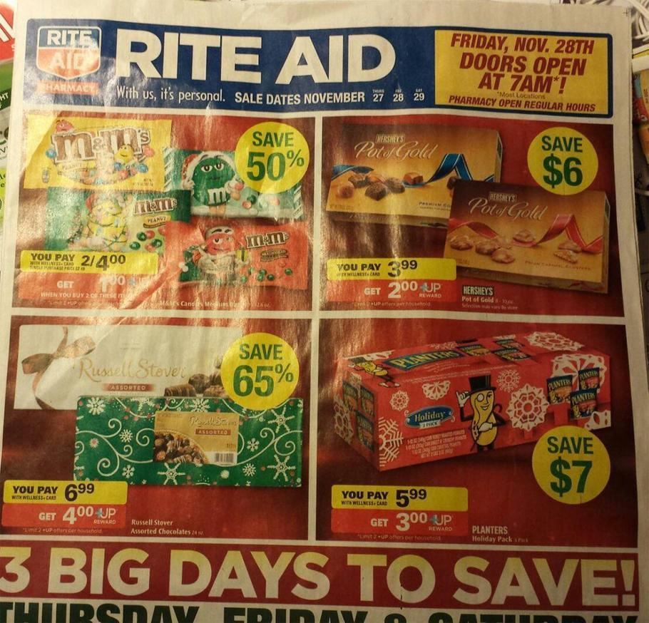 Rite Aid Black Friday 2014 Page 1