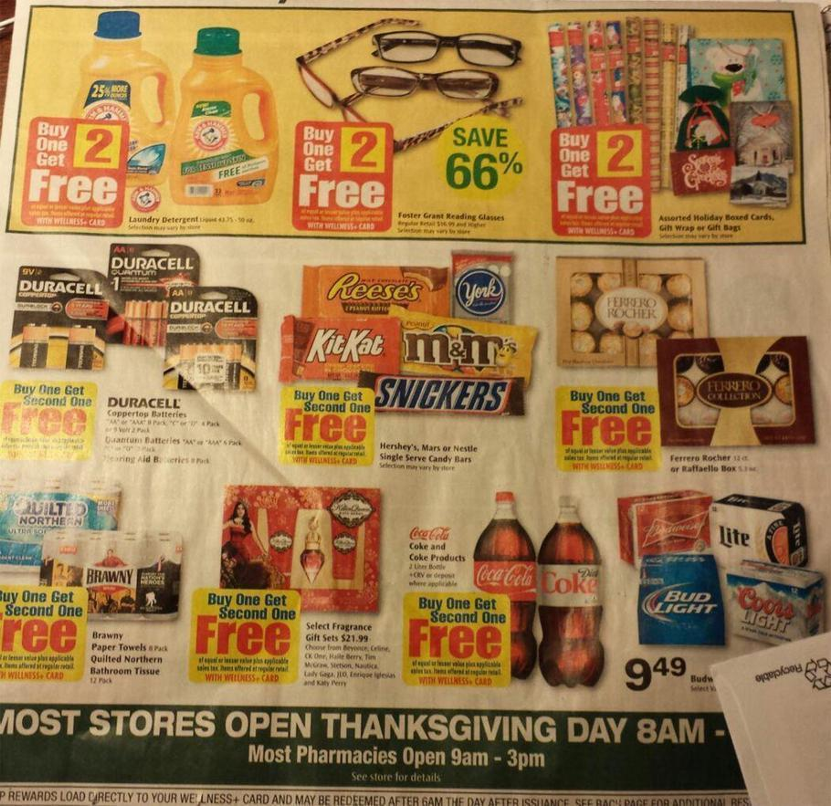 Rite Aid Black Friday 2014 Page 2