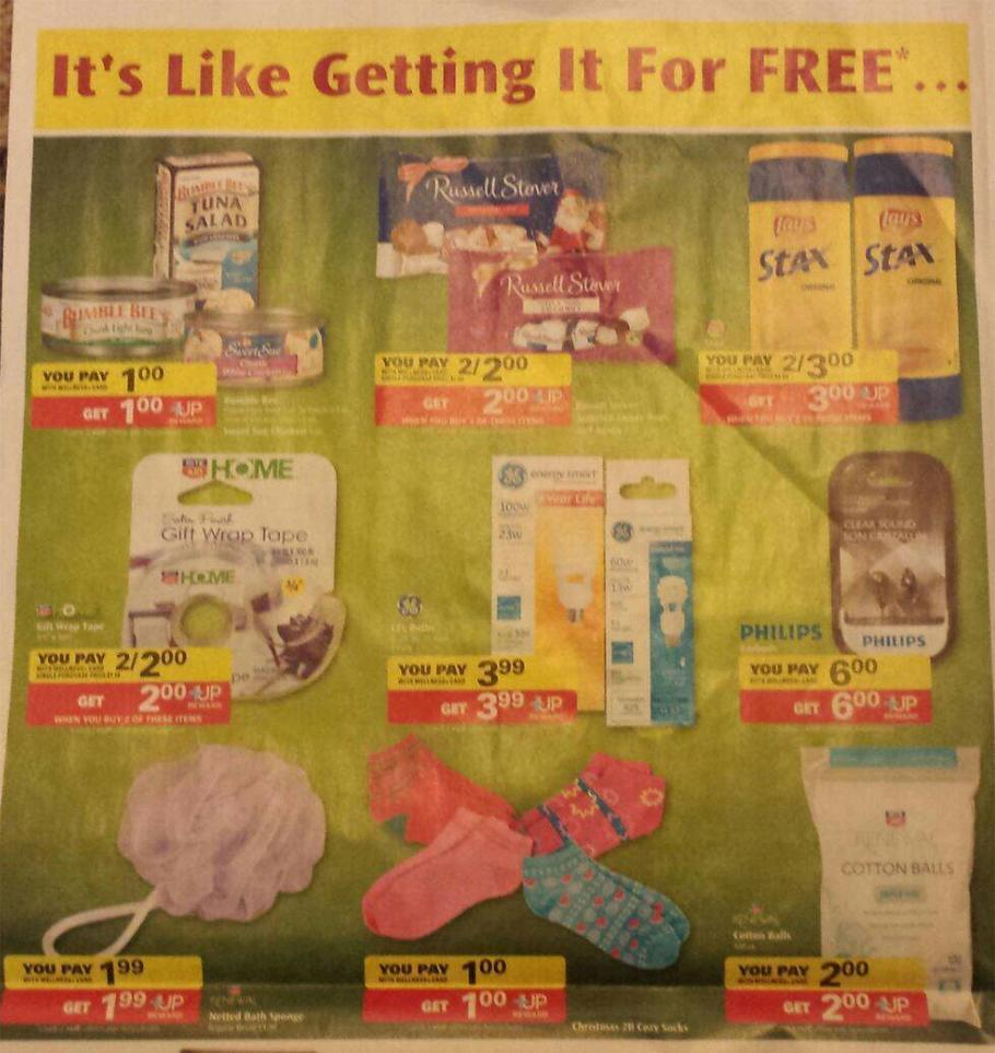 Rite Aid Black Friday 2014 Page 3