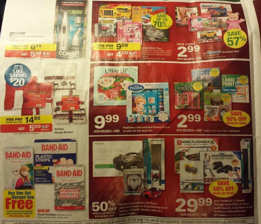 Rite Aid Black Friday 2014 Page 4