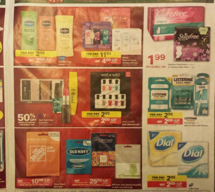 Rite Aid Black Friday 2014 Page 6