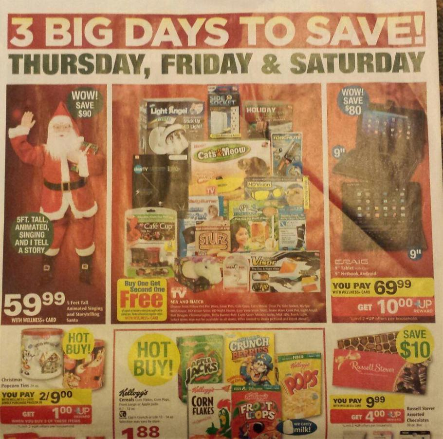 Rite Aid Black Friday 2014 Page 7