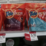 Tide pods $0.50 at Kmart