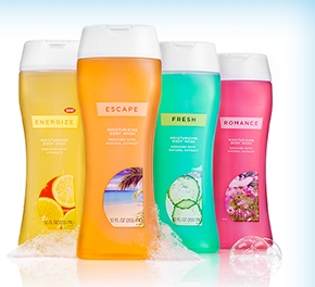FRee Full sized body wash at CVS