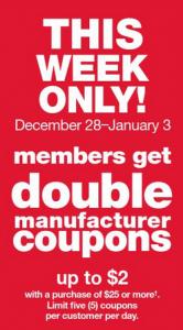 Kmart Doubles