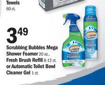 Meijer scrubbing bubbles