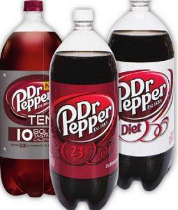 dr pepper 2 liter