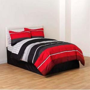 Essential Home Complete Bed Comforter Set Ashford