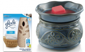 Walgreens: FREE Glade Wax Melt Warmer or Automatic Spray Starter Kit ONLY $0.99
