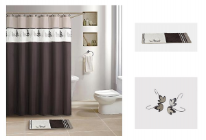 Sears.com: Big Fab Find Leaf 14-Piece Bath Set ONLY $14.97 (Reg $29.99)