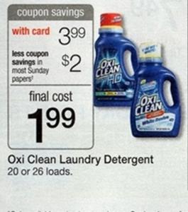 Oxi Clean walgreens