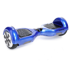 Swagway Self Balancing Electric Scooter w/ Built-in LED Lights