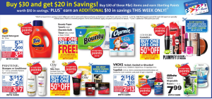 Rite Aid: Almost FREE Tide, FREE Gillette Disposables, Cheap Pantene, and Cheap Charmin Bath Tissue
